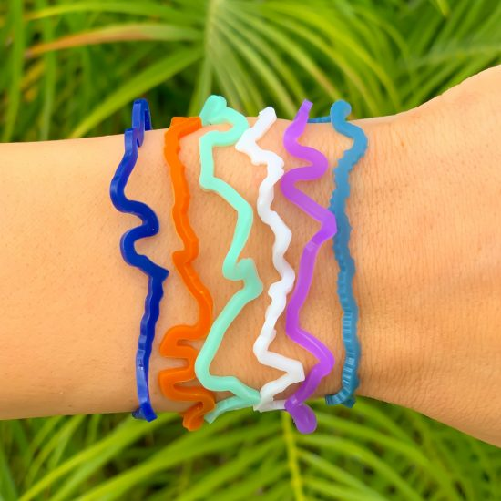 Ice Age Arctic Sillybandz Sillybands Walruses, Snowy Owls, Polar Bears, Eskimos, and Wooly Mammoths, Narwal, Narwhals, Bracelets Crazy Bands