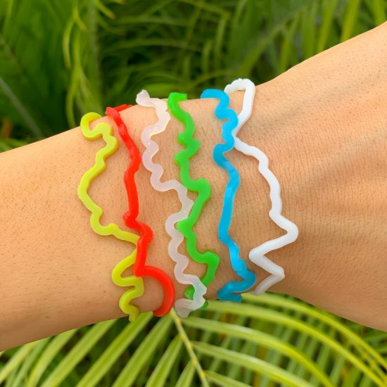 Buy Holiday Two Sillybandz Sillybands Snowflakes, Santa, Elf, Doves, Snowman, and Christmas Trees Silicone Bracelets Crazy Bands